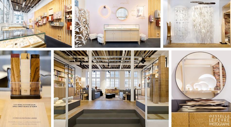 empreintes concept store des m tiers d 39 art. Black Bedroom Furniture Sets. Home Design Ideas