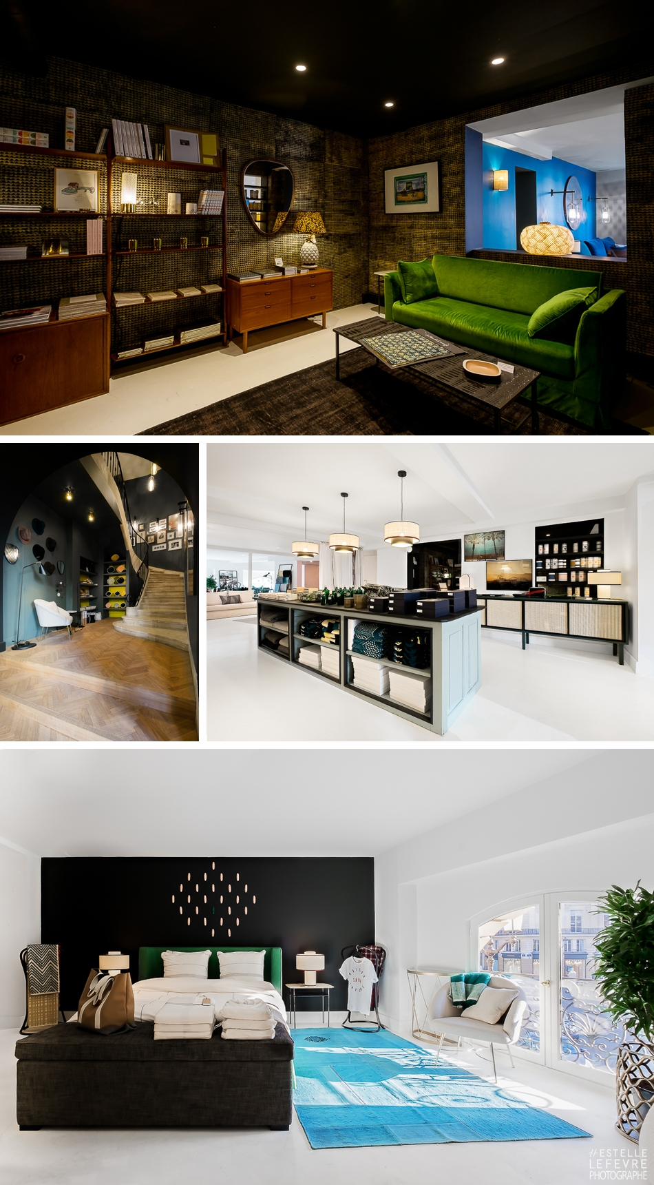 concept store maison sarah lavoine. Black Bedroom Furniture Sets. Home Design Ideas