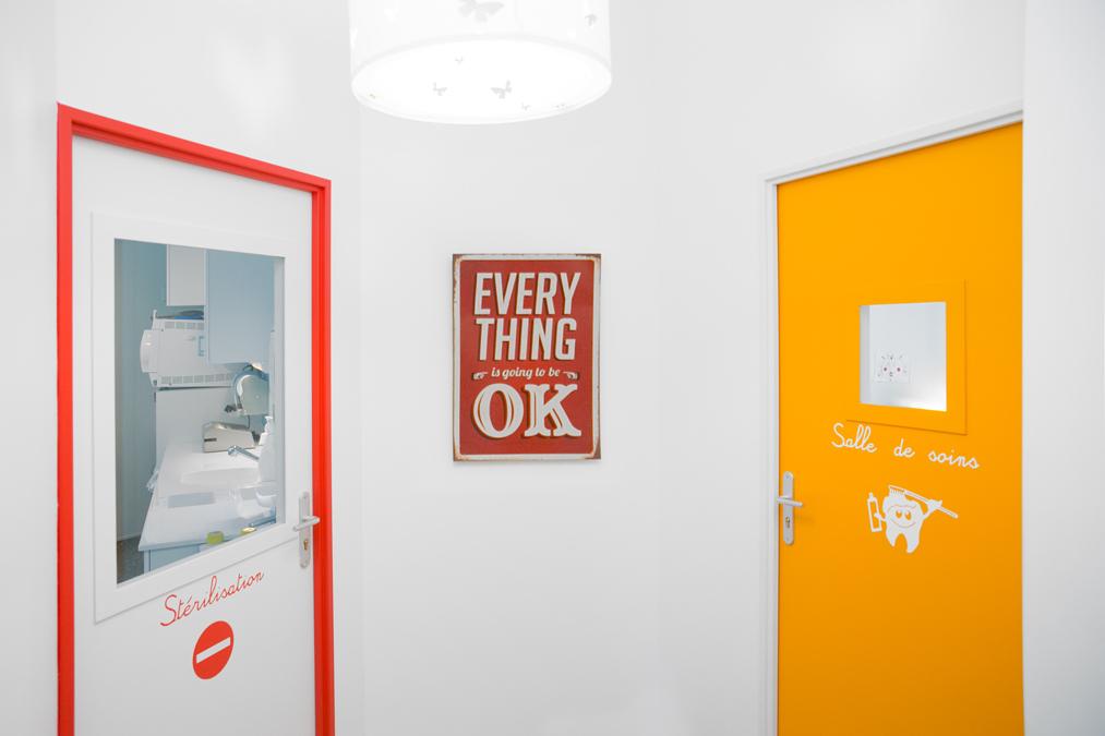 Photographe Architecture Intérieure Rénovation Cabinet Dentaire