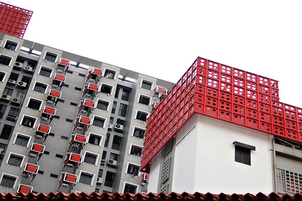Photos d'urbanisme de la ville de Singapour