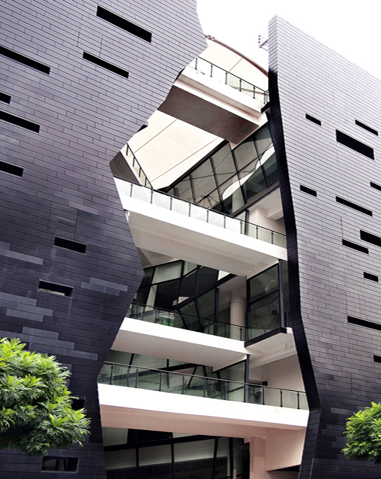 LASALLE College of Arts Singapour