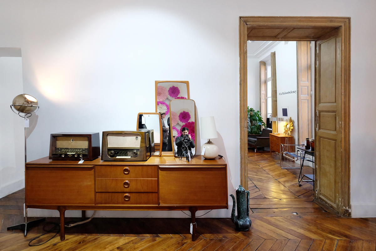 Maison d'hiver by Selency Brocante Lab