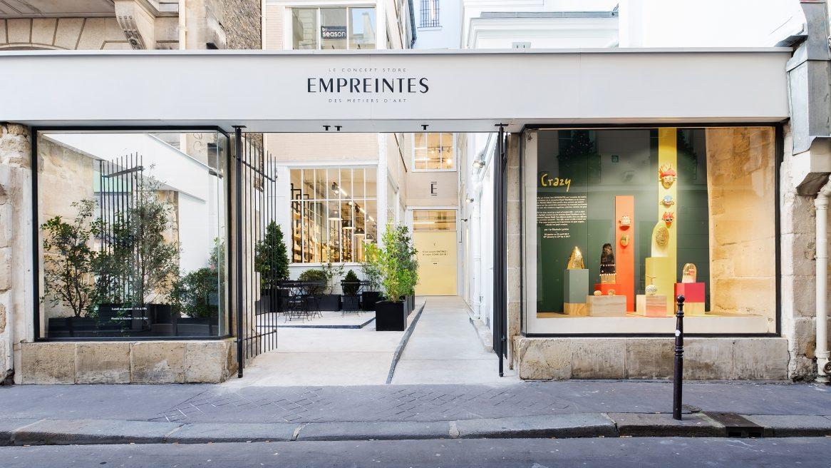 Photographe boutiques et concept stores Empreintes Paris