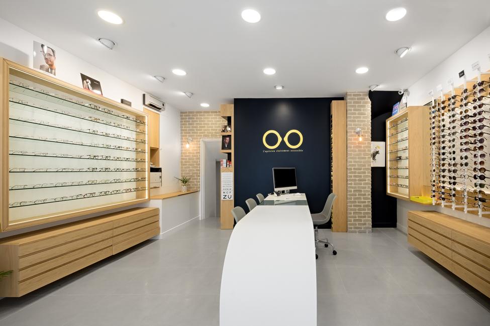 Photographe Boutique Opticien