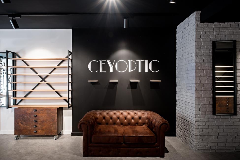 Photographe Retail Rénovation Opticien en région parisienne
