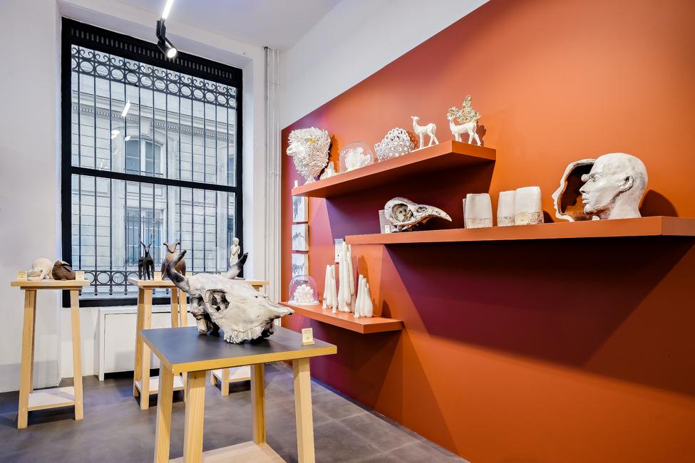 Photographe boutique artisanat Empreintes
