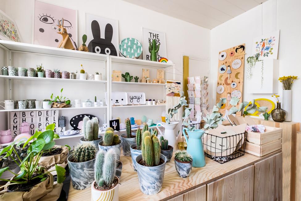 Photographe boutique décoration