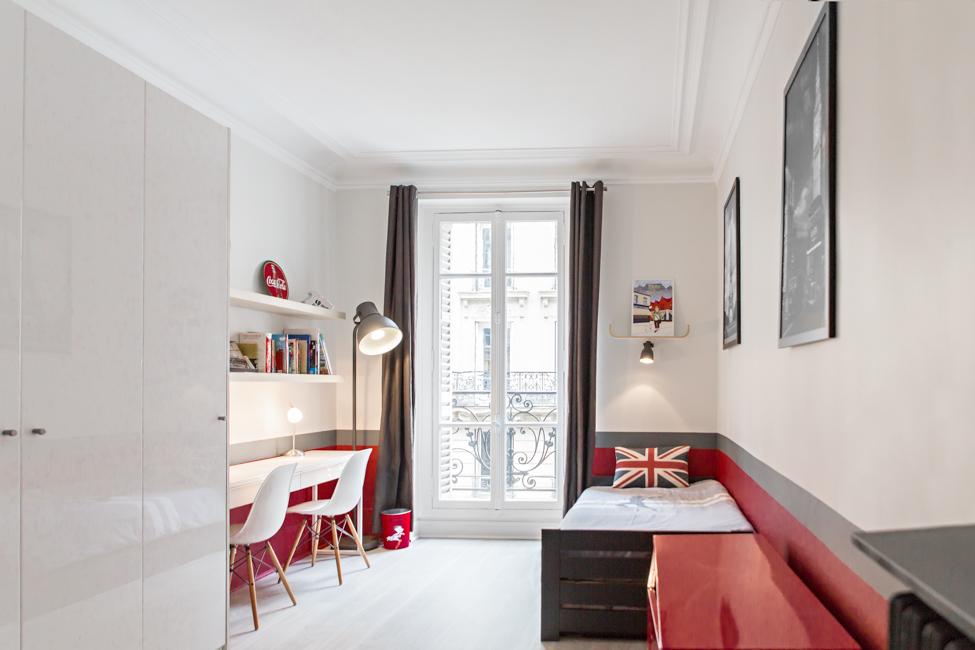 Photographe Décoration intérieurs chambre d'enfant à Paris