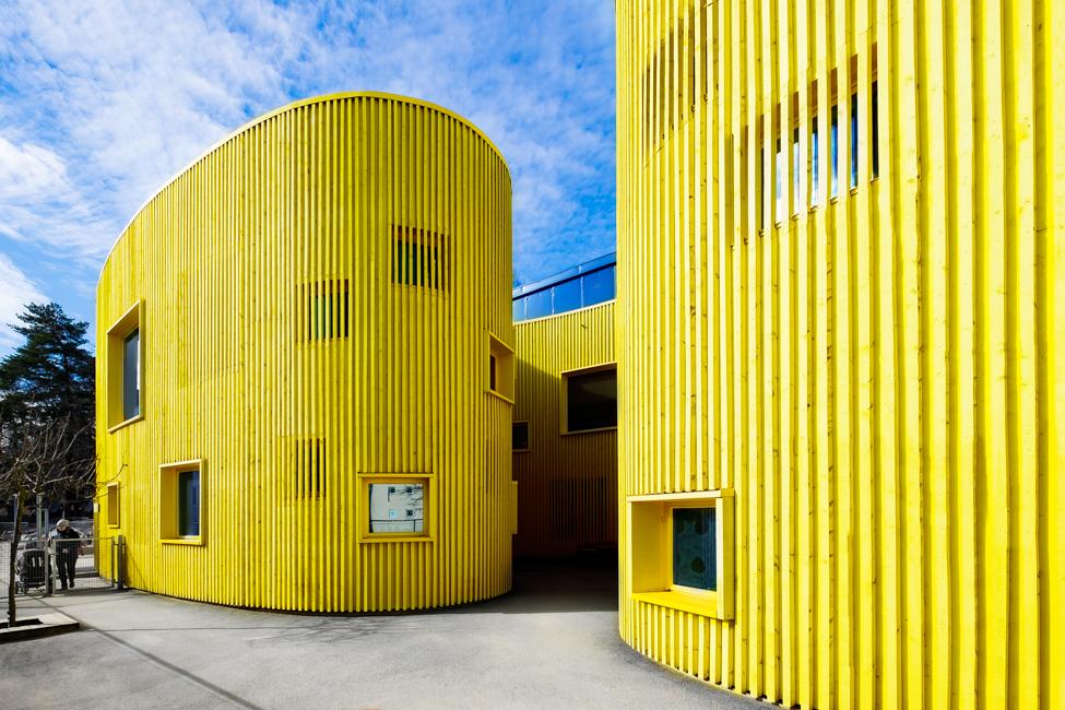 Photographe architecture Stockholm Suède