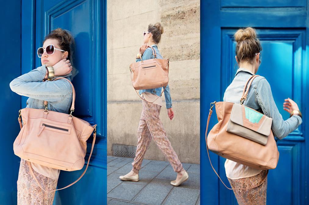 Photographe Lookbook catalogue produit à Paris