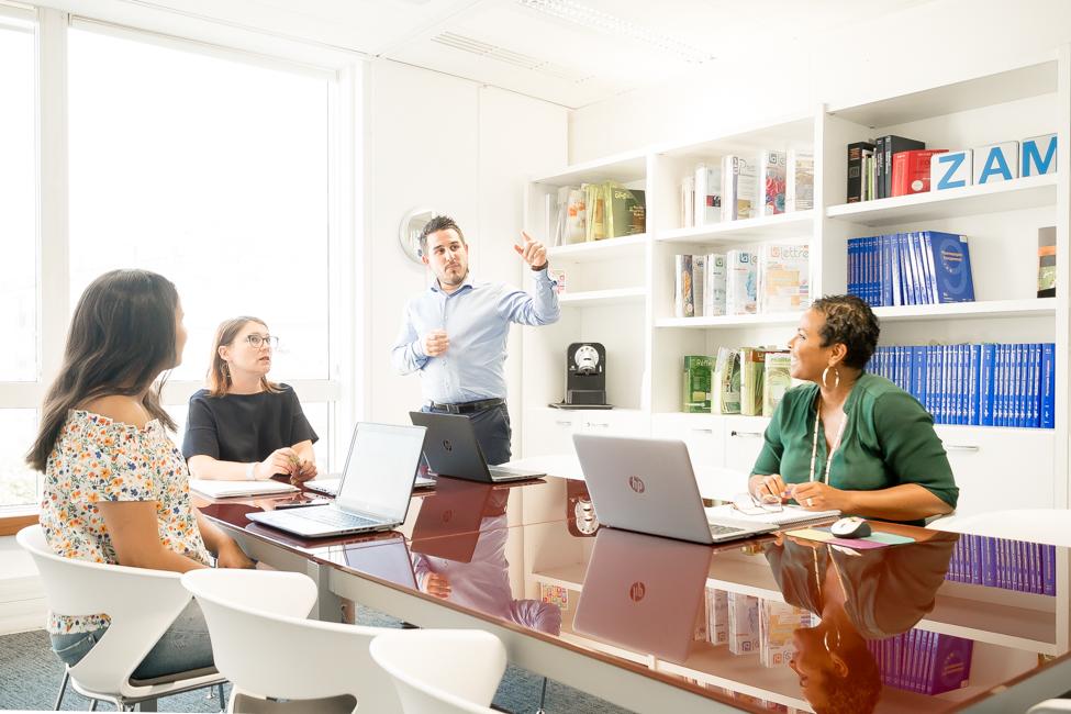 Reportage photo pour la communication en entreprise