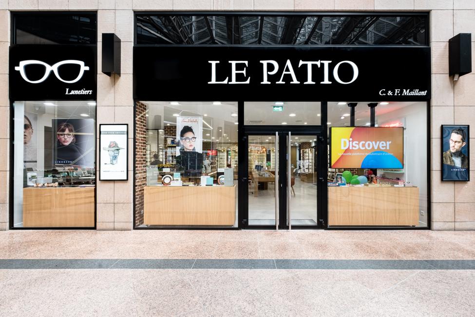 Photographe Agencement Opticien Région Parisienne
