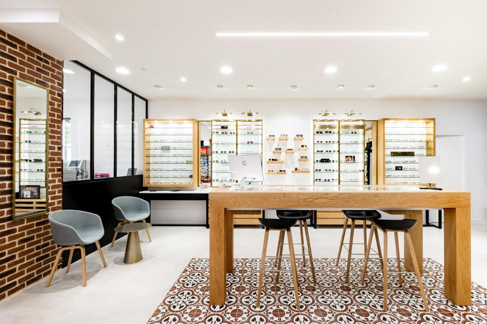 Photographe Architecture Commerciale Retail
