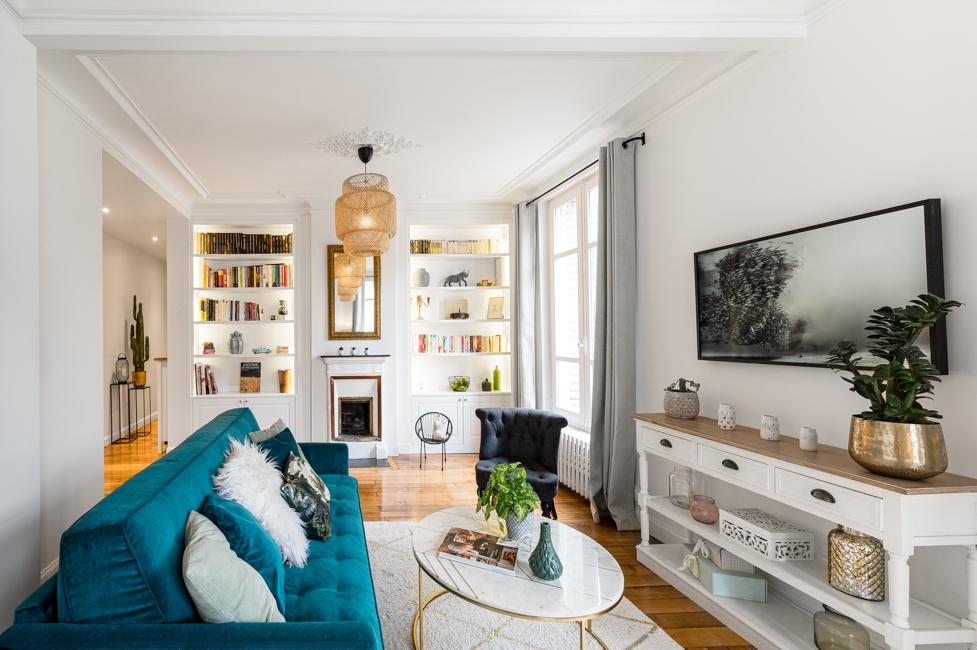 Photographe architecture intérieure région parisienne