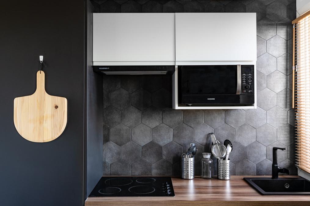 Photographe rénovation appartement Levallois